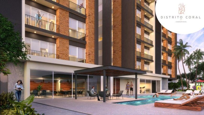410 Maria Montessori 1404, Distrito Coral - Torre Apora