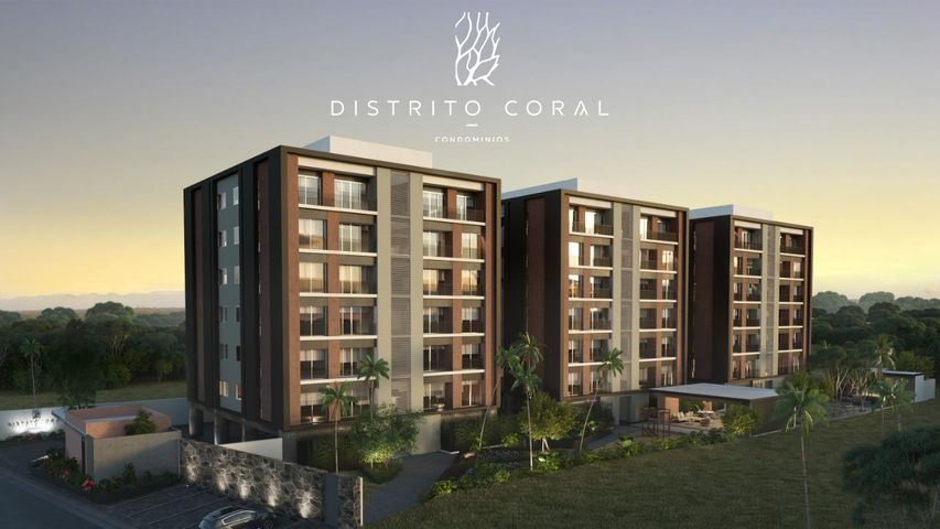 410 Maria Montessori 1501, Distrito Coral - Torre Apora