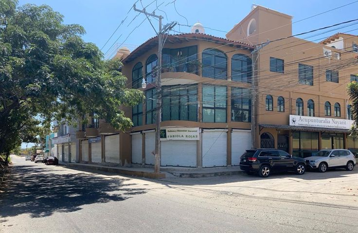 302 Blvd. Riviera Nayarit Building, Harmony Mezcales