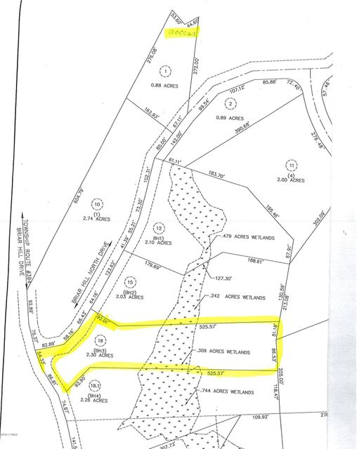 3 N Briar Hill Lakeville, PA 18438 - MLS #: 17-4157