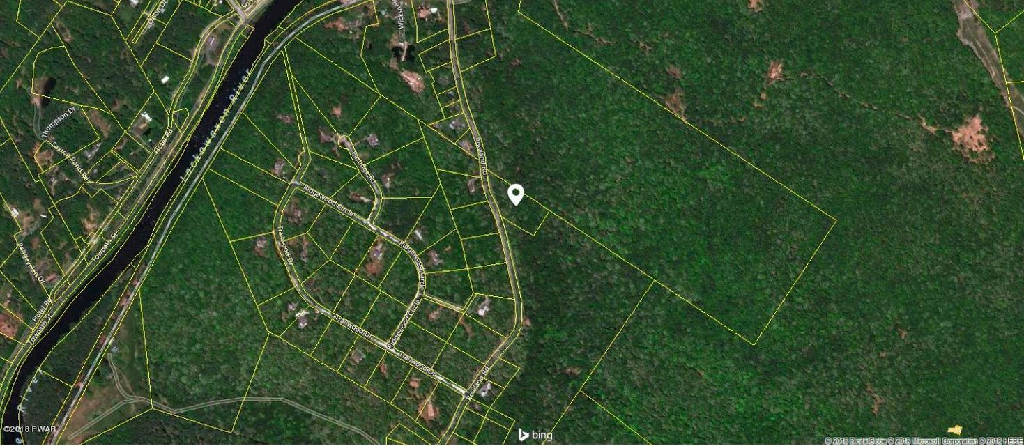 Roland Rd Greeley, PA 18425 - MLS #: 18-1348
