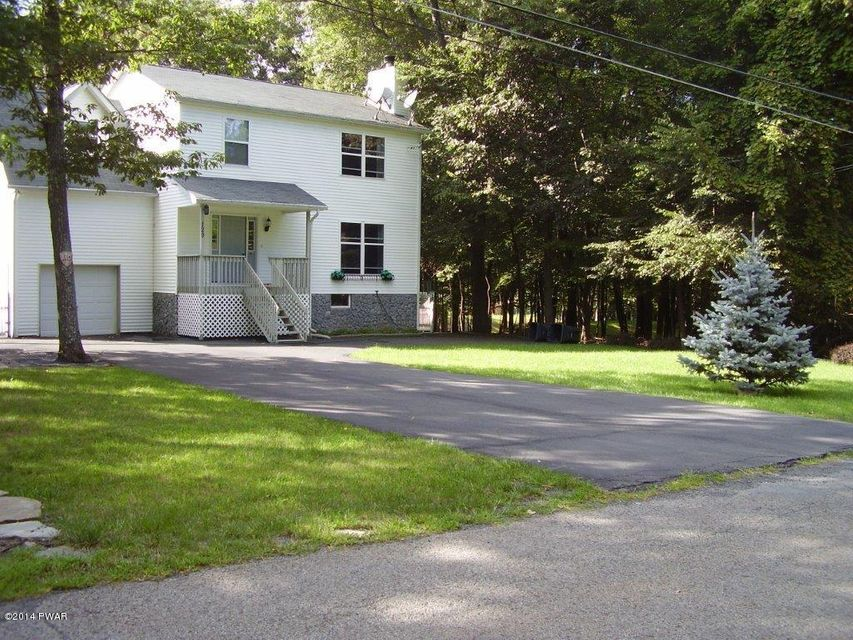 129 Roundhill Rd Dingmans Ferry, PA 18328 - MLS #: 18-1409