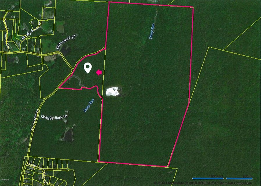 686 Seese Hill Rd Canadensis, PA 18325 - MLS #: 18-2003