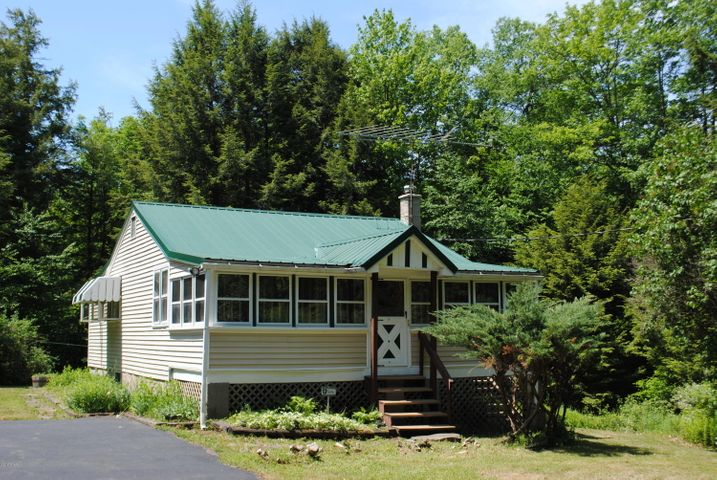 2 Bedroom - 2 Bath Cabin with second home and 59.7 acres