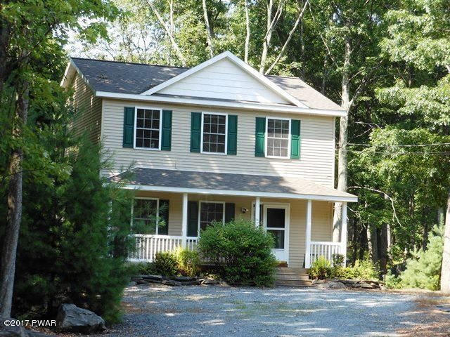 805 Hillview Place S, Lords Valley, PA 18428