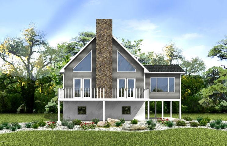 A rendering of our Seneca model to be built on 105 Blueberry Ct.