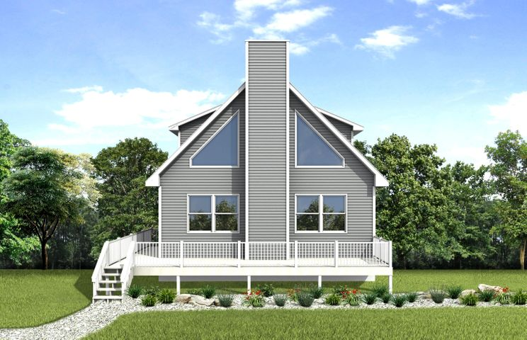 This is our Shawnee model. For more information on the builders, visit www.TheCouttsGroup.com.