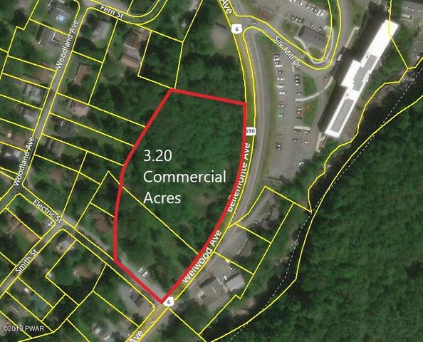 ELECTRIC STREET AND WELLWOOD Ave, Hawley, PA 18428