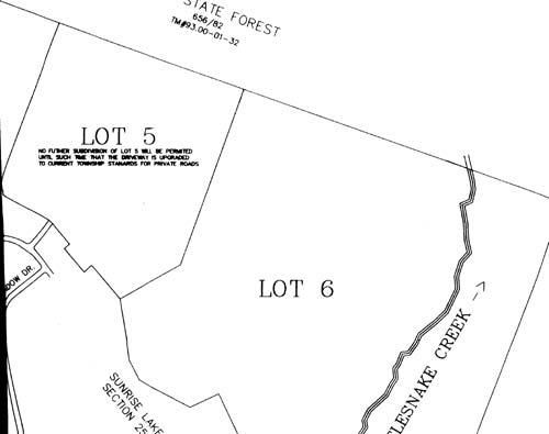 Overlook (Lot 5) Dr, Milford, PA 18337