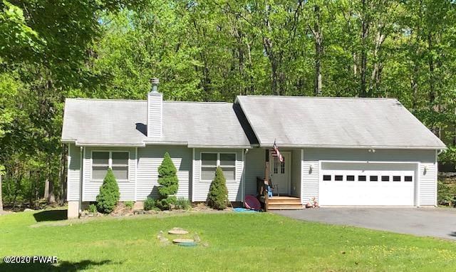 225 Mountain View Dr, Lords Valley, PA 18428