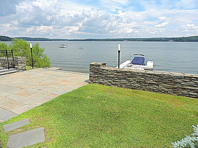 Easy Access To Private Dock Area