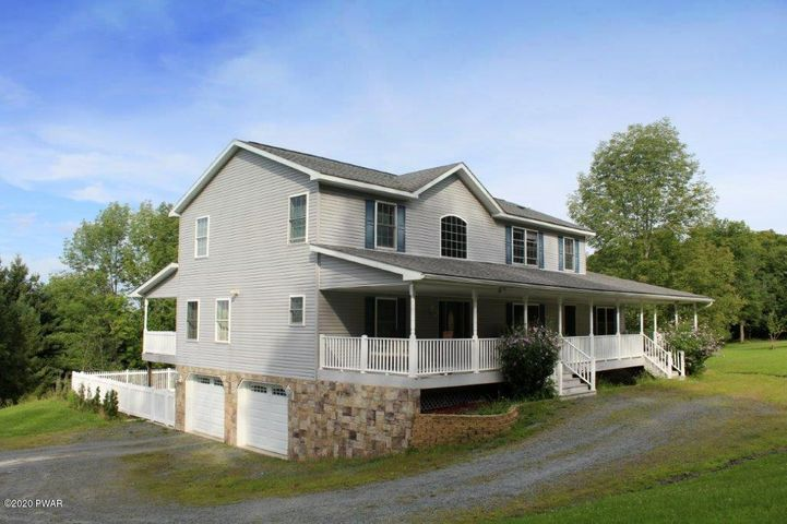 220 Holiday Dr, Honesdale, PA 18431