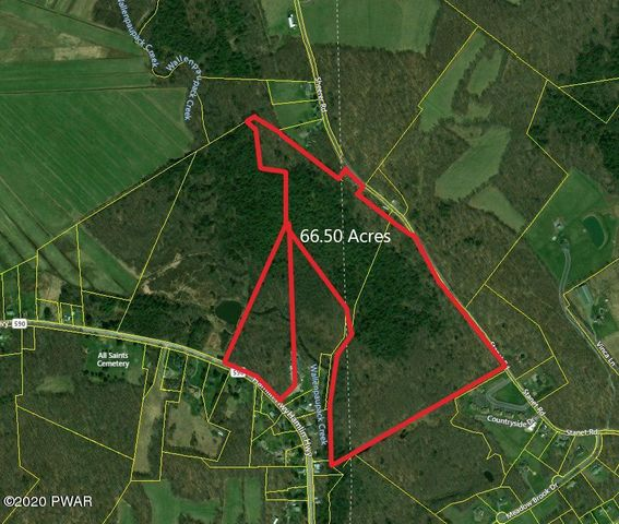 Hamlin Hwy, Jefferson Township, PA 18436