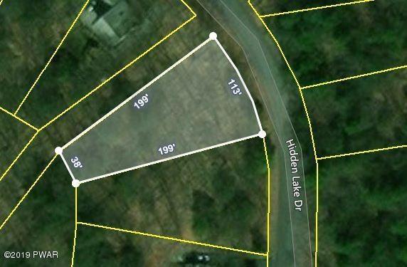 3668 Hidden Lake Dr, Lake Ariel, PA 18436