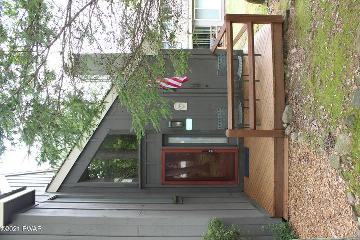 Exterior Front of House