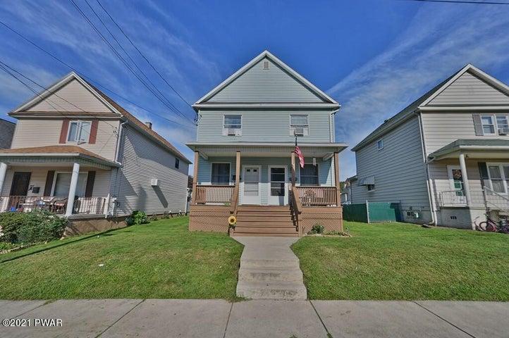 545 547 Morgan St, Dickson City, PA 18519