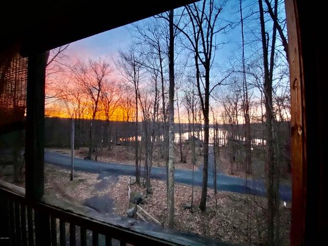 Beautiful Lake View Sunset