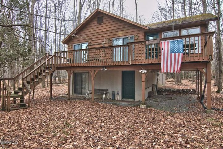 Level Wooded Lot