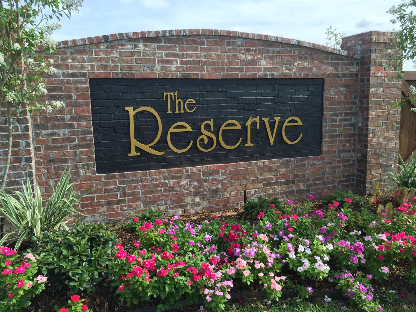 The Reserve Entrance
