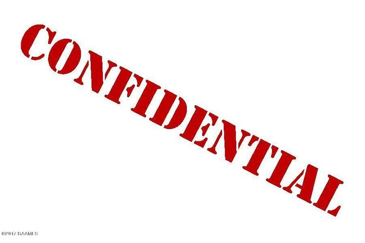 Confidential, Lot A9A8A10, Lafayette, LA 70500