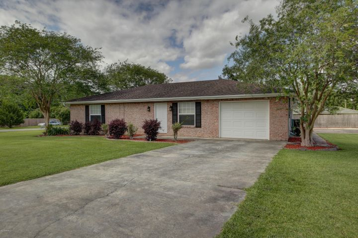 1805 Michael Street, Lot 6,7,& 8, Abbeville, LA 70510