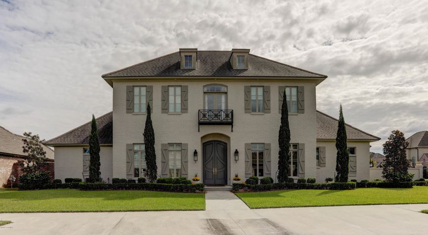 107 English Gardens Parkway, Lot 91-A-0091,0092, Lafayette, LA 70503