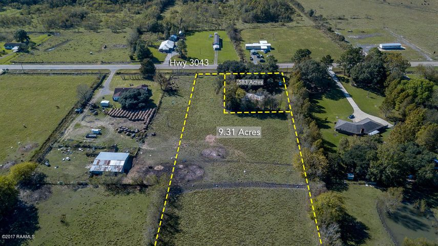 0.583 available seperate or complete 9.31 acres