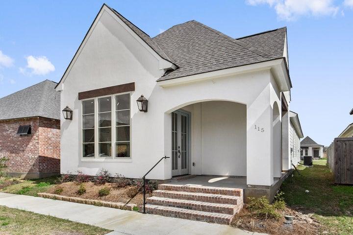 115 Keelingwood Lane, Lot 107, Lafayette, LA 70507