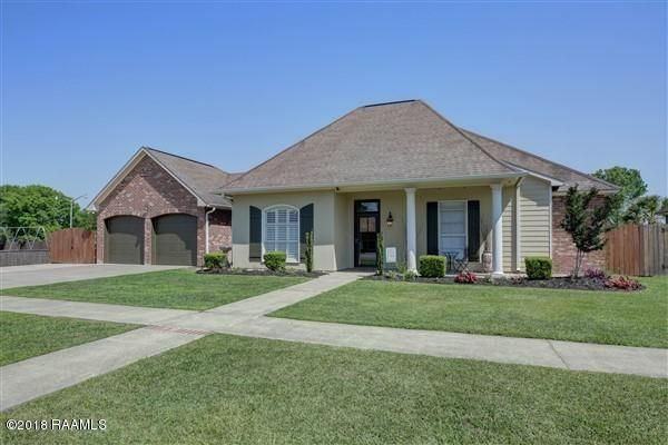 101 Mill Pond Drive, Youngsville, LA 70592
