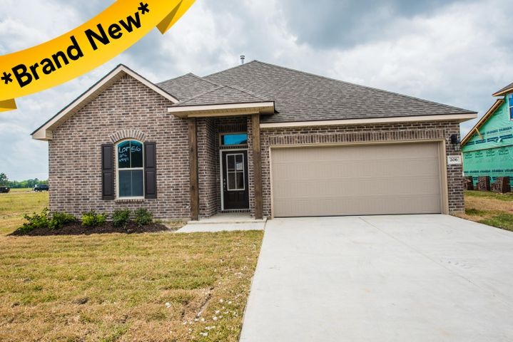209 Holly Grove Lane, Lot 8, Youngsville, LA 70592 Photo #1