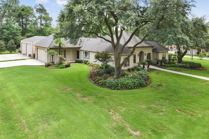 Huge corner lot in small hidden subdivision, off Kaliste Saloom across from new St Pius Church.