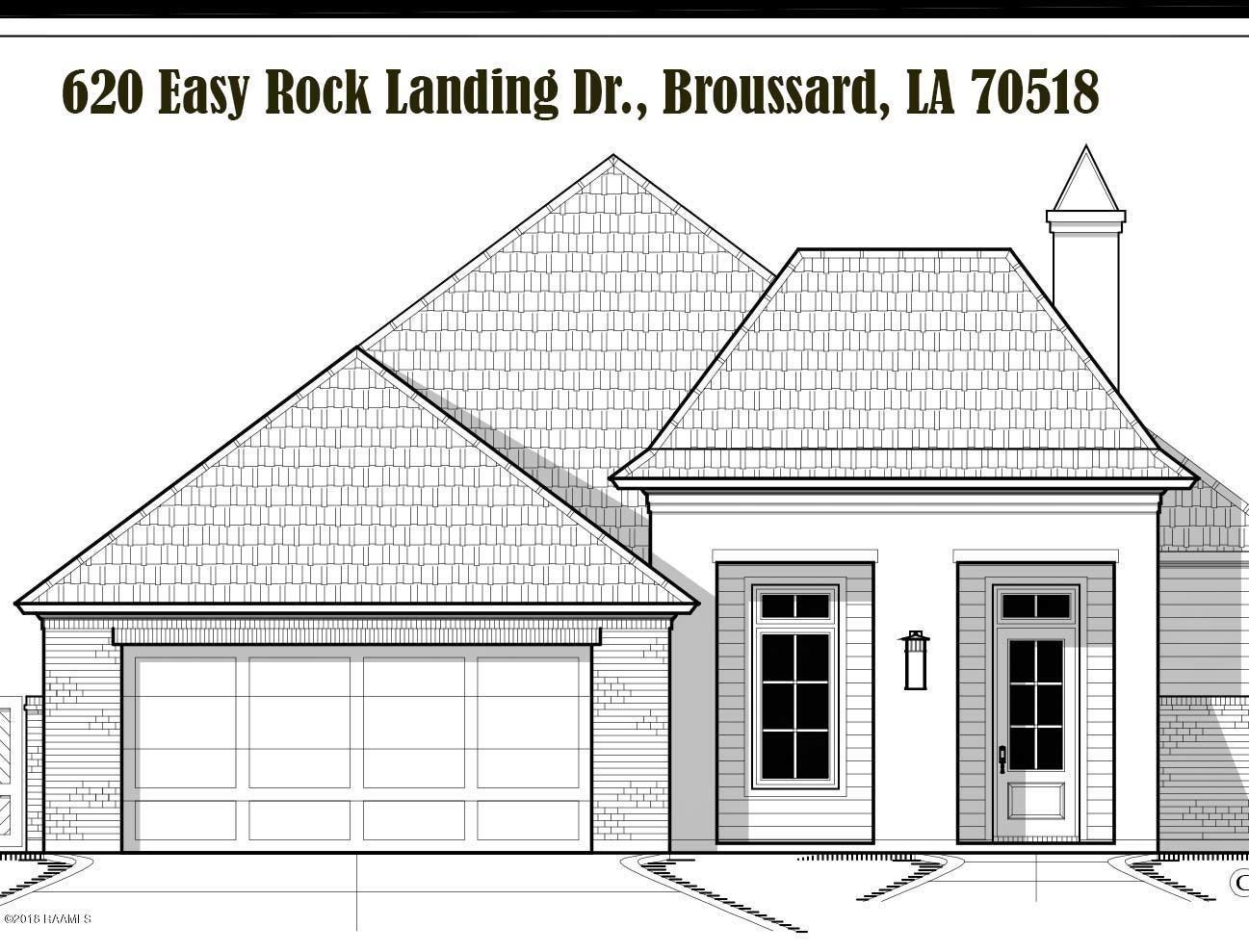 620 Easy Rock Landing Drive, Broussard, LA 70518