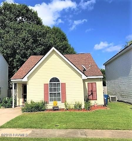 Welcome Home to 106 Aaron Dr. Lafayette, Louisiana