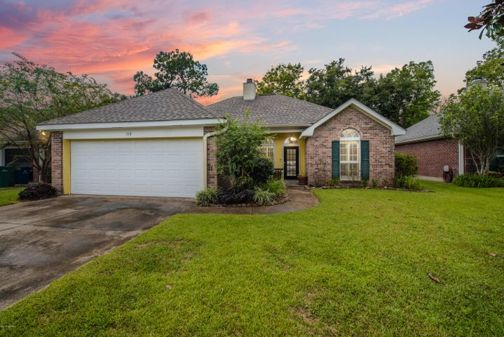 112 Windermere Circle, Youngsville, LA 70592