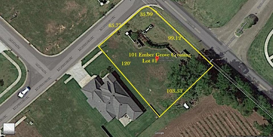 Lot 1 The Reserve at Woodlake