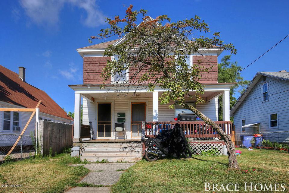 2039 Palace Avenue Grand Rapids Investment Sales - Mark Brace Real Estate Homes Condos Property For Sale