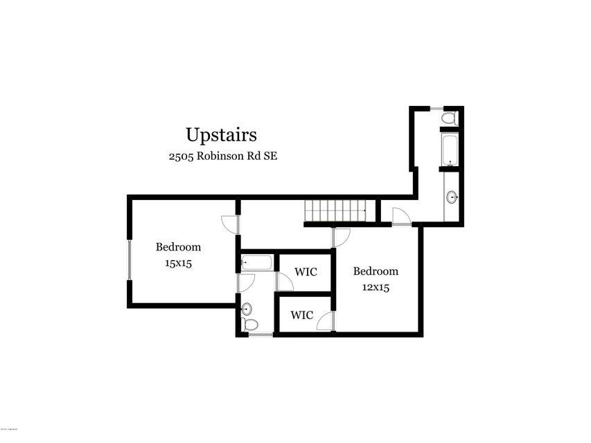 2505 Robinson Rd Upstairs
