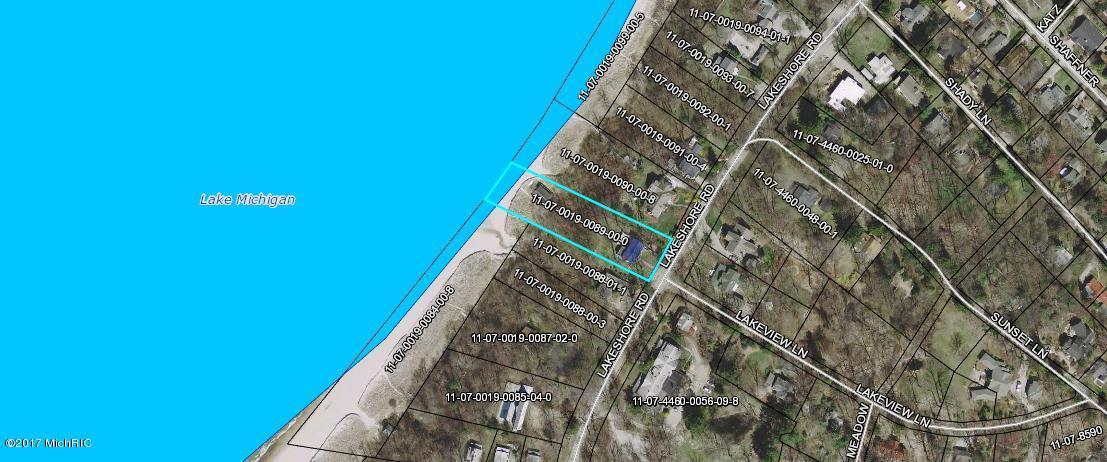 Lakeside Michigan Map.Michigan Lakes Team