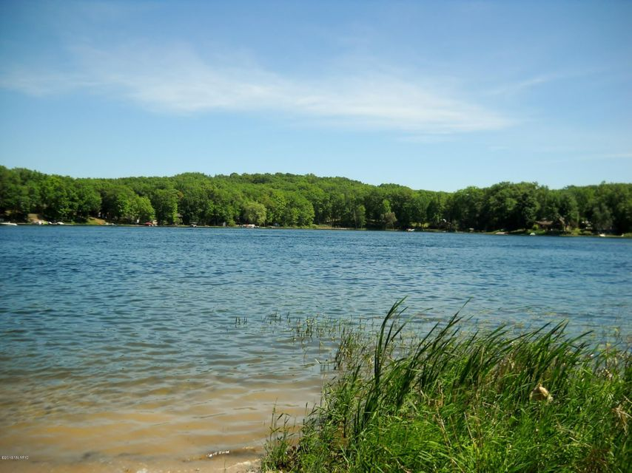 Township park on Pettibone Lake
