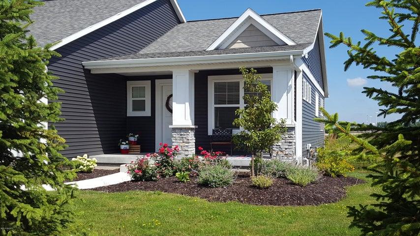 3661 Black Star Cove, 3, Hudsonville, MI 49426