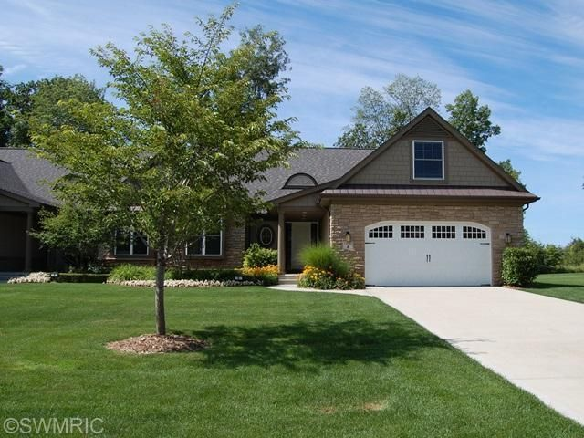 12093 Tullymore Drive, 4, Stanwood, MI 49346