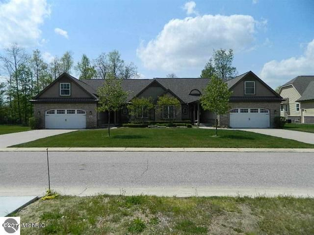 12184 Tullymore Drive, Canadian Lakes, MI 49346