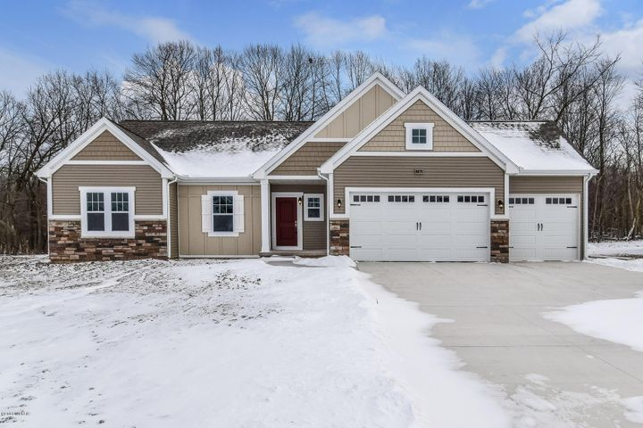 Photos are of actual home, move in ready new construction.