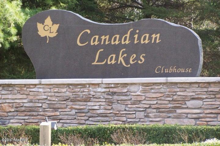 9332 Stonebridge Drive, Canadian Lakes, MI 49346