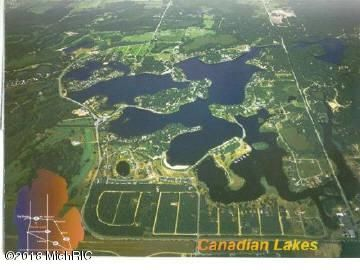 9355 Lost Canyon Drive, Canadian Lakes, MI 49346