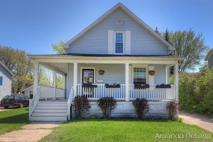 1410 Franklin Avenue, Grand Haven, MI 49417
