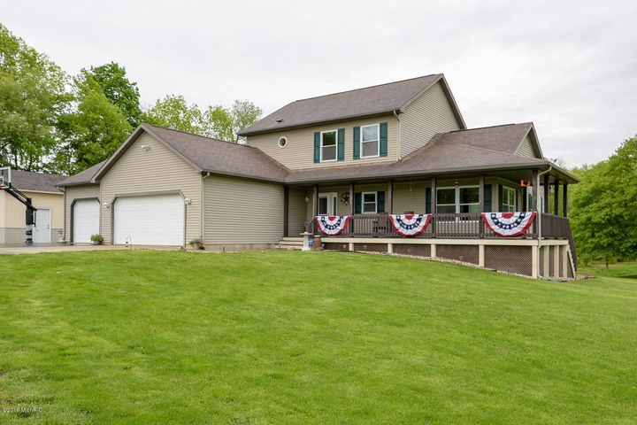 8445 S 29th Street, Scotts, MI 49088