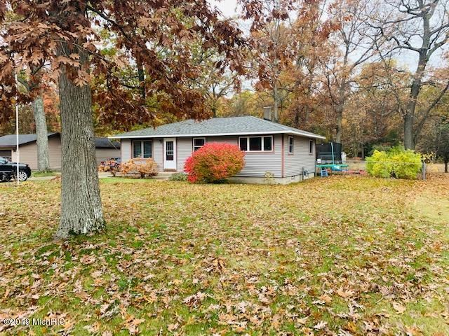 3 bedroom country ranch with full basement.