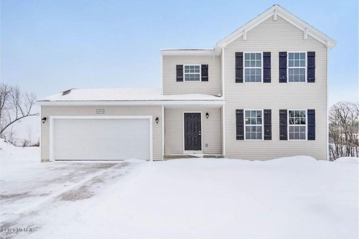 Move In Ready! New Construction 4 BR, 2.5 Bath Home
