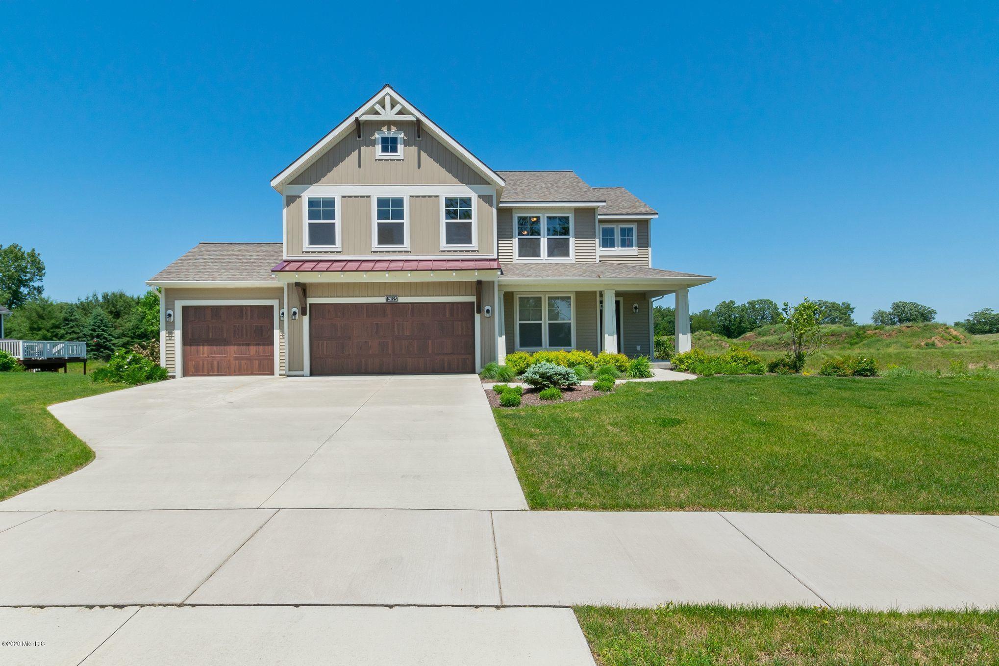 12025 Harvest Home Drive, Lowell, MI 49331